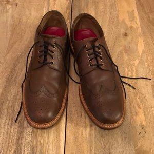 Grenson Shoes - Grenson Wingtips - Brown